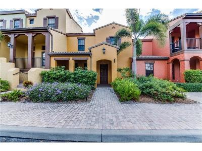 Naples Condo/Townhouse For Sale: 9098 Capistrano St #7106