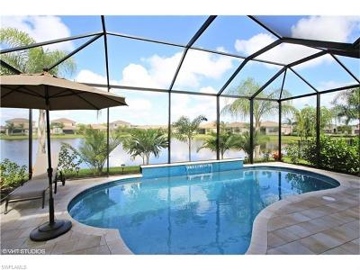 Fort Myers Single Family Home For Sale: 11579 Meadowrun Cir