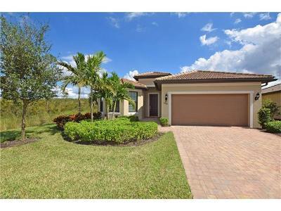 Estero Single Family Home For Sale: 13587 San Georgio Dr