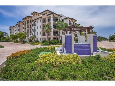 Naples FL Condo/Townhouse For Sale: $859,000