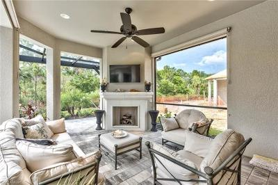 Estero Single Family Home For Sale: 10249 Coconut Rd