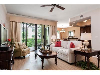 Naples FL Condo/Townhouse For Sale: $435,000