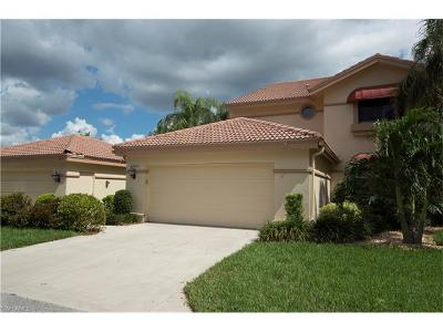 Fort Myers Condo/Townhouse For Sale: 16281 Fairway Woods Dr #901