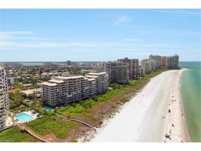 Marco Island Condo/Townhouse For Sale: 780 S Collier Blvd #809