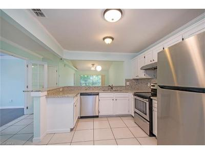 Naples Condo/Townhouse For Sale: 1357 Churchill Cir #G-201