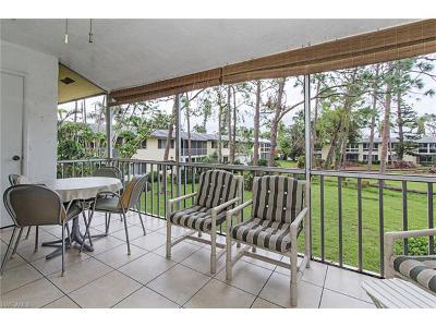 Naples Condo/Townhouse For Sale: 208 Peppermint Ln #4