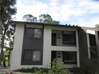 Naples Condo/Townhouse For Sale: 5841 Rattlesnake Hammock Rd #201