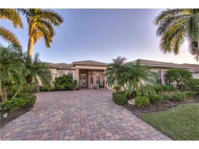 Estero Single Family Home For Sale: 19236 La Serena Dr