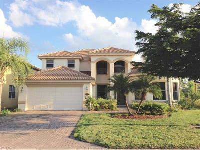 Estero Single Family Home Pending With Contingencies: 20791 Torre Del Lago St