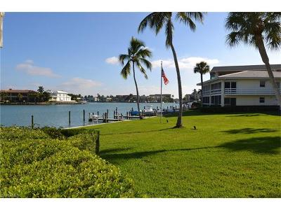 Naples Co-op For Sale: 3300 Gulf Shore Blvd N #213
