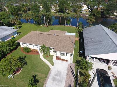 Naples Park Single Family Home For Sale: 841 107th Ave N