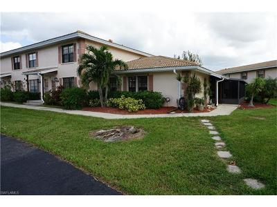 Marco Island Condo/Townhouse Pending With Contingencies: 91 Marco Villas Dr #M-6