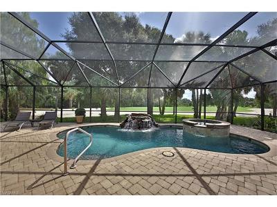 Naples FL Single Family Home For Sale: $989,000