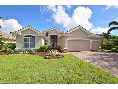 Naples Single Family Home For Sale: 12079 Wicklow Ln N