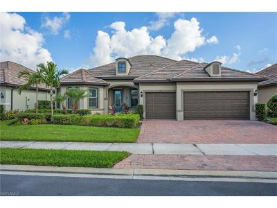 Naples Single Family Home Pending With Contingencies: 7111 Lily Way