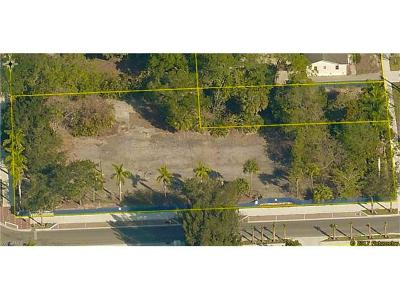 Bonita Springs Commercial Lots & Land For Sale: 27625 Old 41 Rd