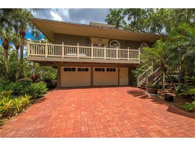 Bonita Springs Single Family Home For Sale: 3824 Survey Cir