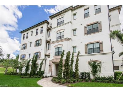 Naples Condo/Townhouse For Sale: 16452 Carrara Way #9-302