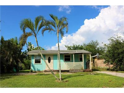 Naples Single Family Home Pending With Contingencies: 2775 Barrett Ave