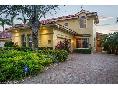 Naples Single Family Home For Sale: 1324 Via Portofino
