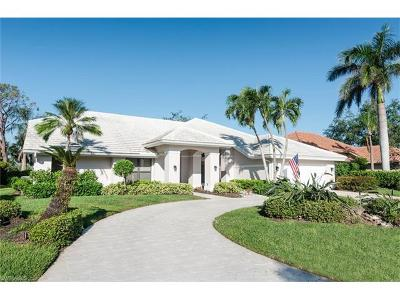 Naples Single Family Home For Sale: 4 Bramblewood Pt