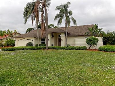 Naples Single Family Home For Sale: 1319 Piper Blvd