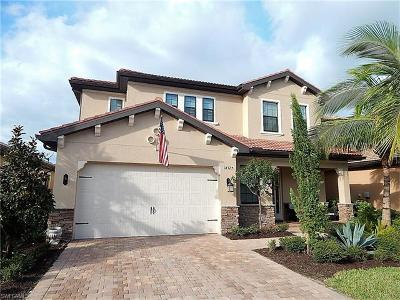 Naples Single Family Home For Sale: 14327 Tuscany Pointe Trl
