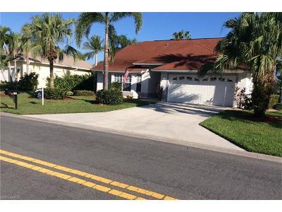 Naples Single Family Home For Sale: 620 Lambton Ln