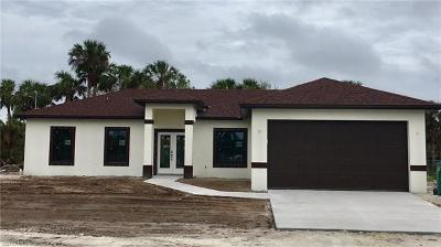 Collier County, Lee County Single Family Home For Sale: 3116 Everglades Blvd S