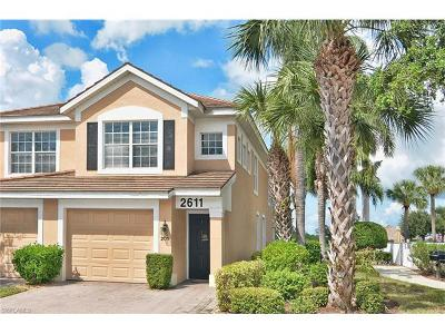 Cape Coral Condo/Townhouse For Sale: 2611 Somerville Loop #202
