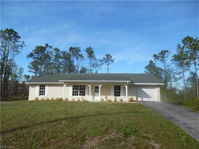 Naples FL Single Family Home For Sale: $264,900