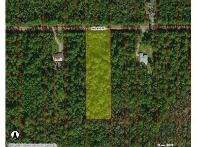 Collier County Residential Lots & Land For Sale: 4740 24th Ave SE