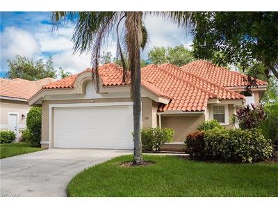 Naples Single Family Home For Sale: 139 Napa Ridge Way
