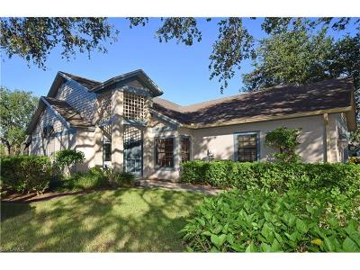 Naples Single Family Home For Sale: 10 Water Oaks Way