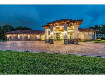 Naples FL Single Family Home For Sale: $1,949,000