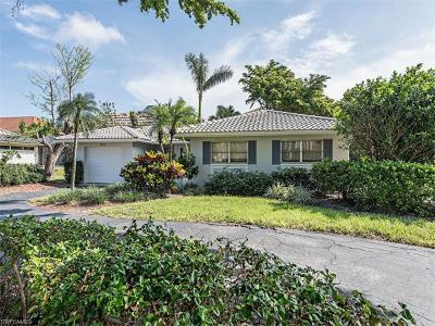 Naples FL Single Family Home For Sale: $850,128
