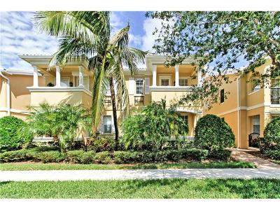 Naples Condo/Townhouse For Sale: 7873 Veronawalk Blvd