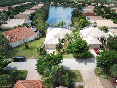 Estero Single Family Home For Sale: 20483 Foxworth Cir