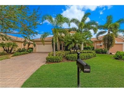 Estero Single Family Home For Sale: 19785 Casa Verde Way