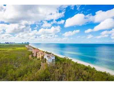 Naples FL Condo/Townhouse For Sale: $5,850,000