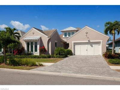 Collier County Single Family Home For Sale: 6445 Pembroke Way