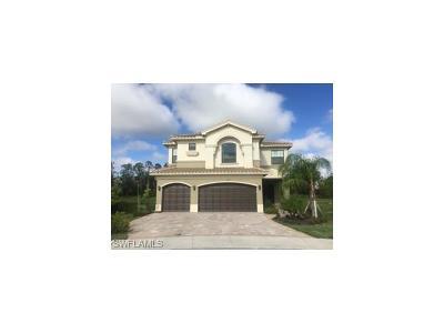 Naples Single Family Home For Sale: 3677 Santaren Ct