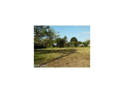 Marco Island Residential Lots & Land For Sale: 948 E Inlet Dr