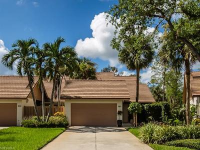 Naples Condo/Townhouse For Sale: 101 Cypress View Dr #C-74