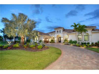 Naples FL Single Family Home Sold: $2,237,500