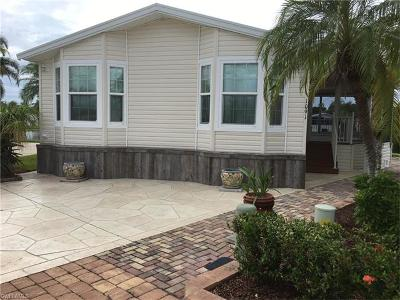 Goodland, Marco Island, Naples, Fort Myers, Lee Mobile/Manufactured For Sale: 1091 Opal Lake Pt