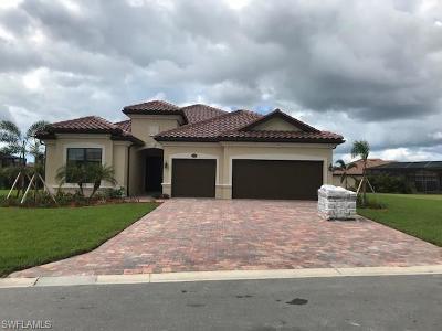 Naples Single Family Home For Sale: 9489 Carmini Ct