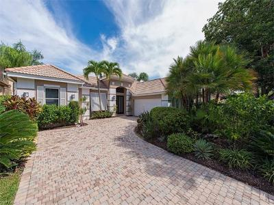 Collier County Single Family Home For Sale: 15242 Burnaby Dr