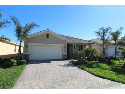 Fort Myers Single Family Home For Sale: 10373 Fontanella Dr
