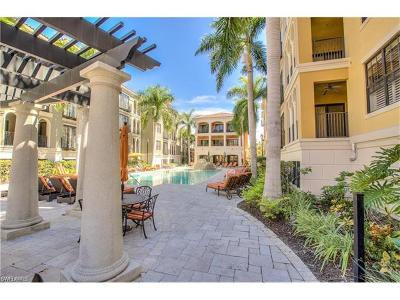 Estero Condo/Townhouse For Sale: 8010 Via Sardinia Way #4215